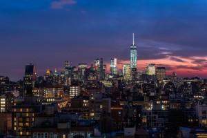 Innside New York Nomad - Vista da Freedom Tower