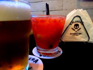 calavera bar bebidas