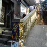 Morro da Conceição escadaria