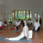 yoga no Sheryas Retreat