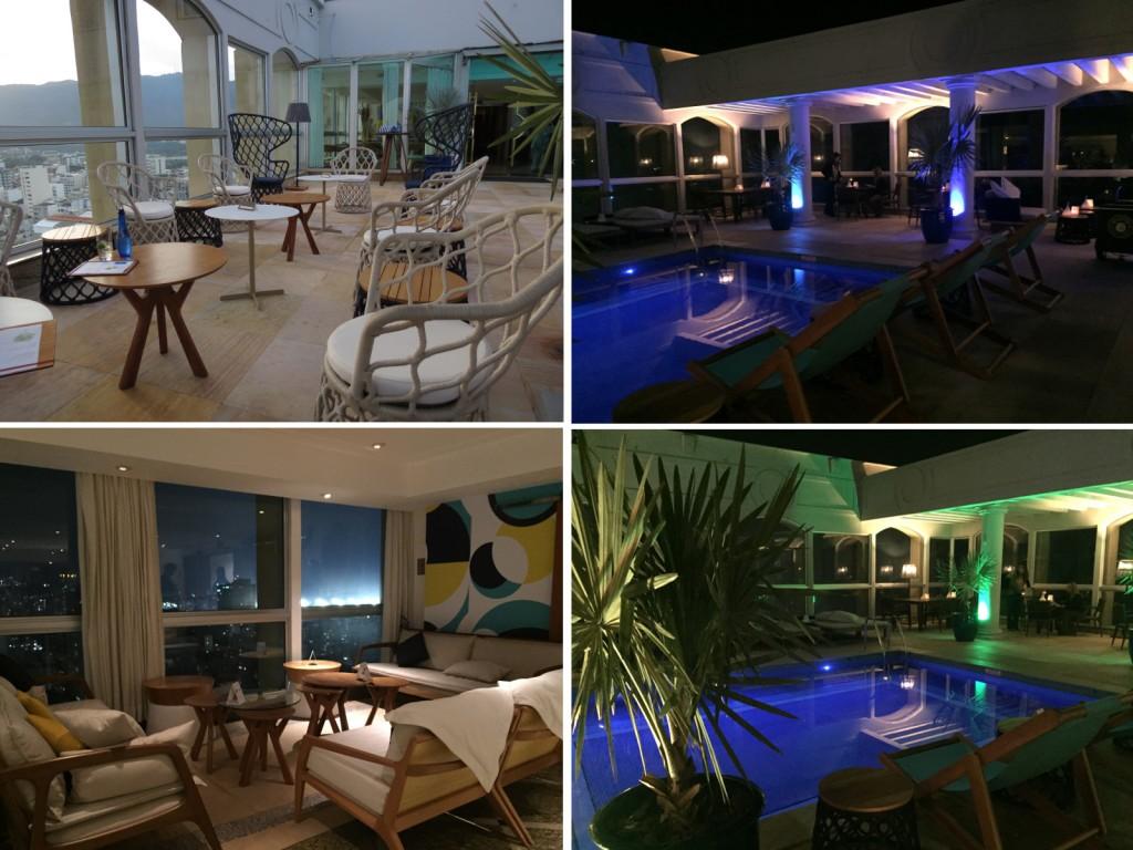 23 ocean lounge espaco