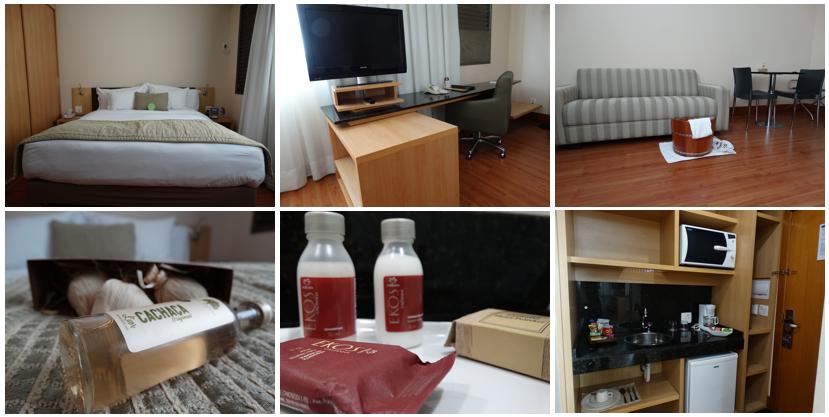 clarion hotel lourdes quarto