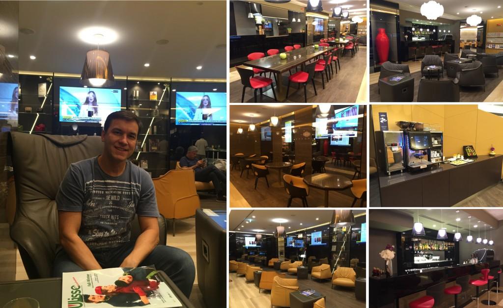 Casa alitalia lounge vip no aeroporto de roma fco for Case vip roma