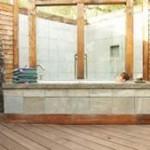 banheiro Calistoga Ranch