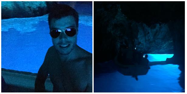 blue cave hvar