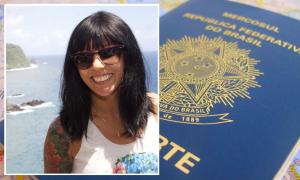 Passaporte Elaine Yamamoto