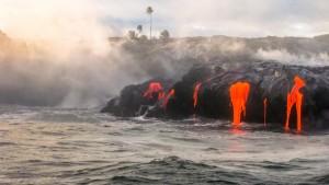 Vulcão mais ativo do mundo