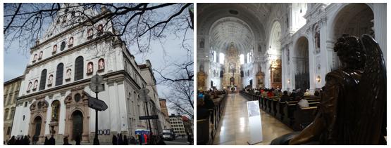 Michaelskirche-Munique