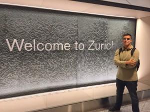 welcome to zurich