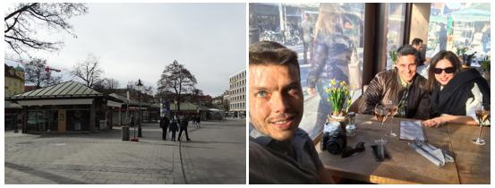 Viktualienmarkt-Munique