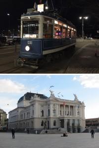fondue tram e opera