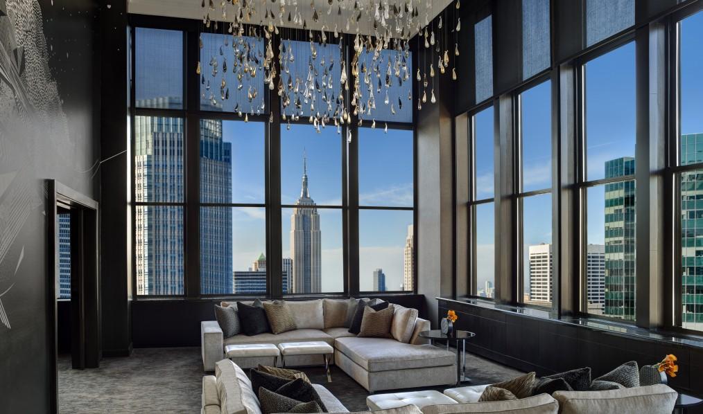 3b8a76514e3 Um hotel dentro do hotel é opção de luxo em Nova York - Maior Viagem