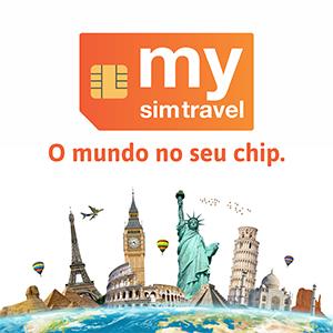 Mysimtravel - Internet para viagem