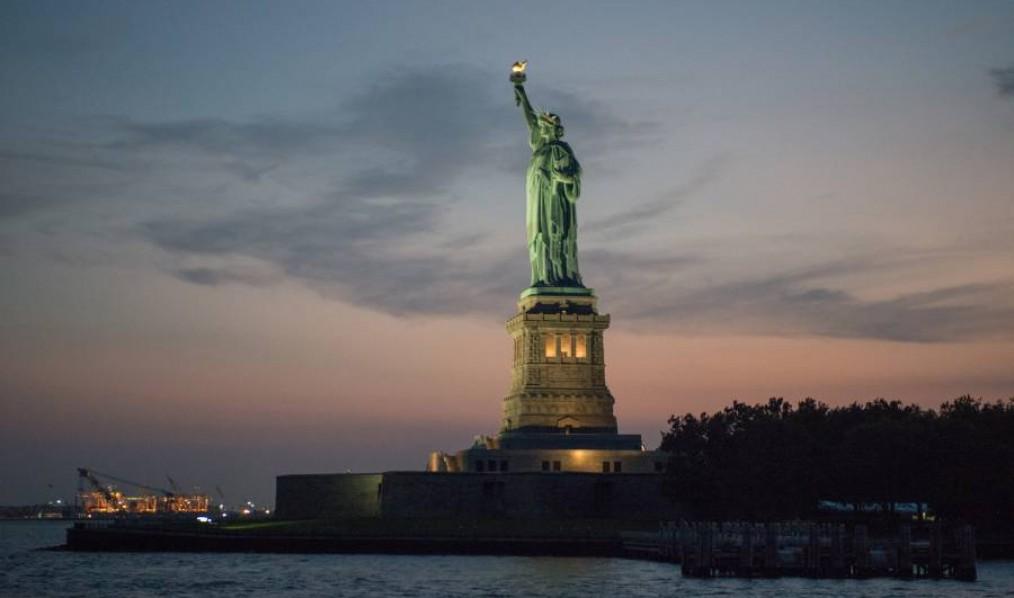 Curiosidades sobre a est tua da liberdade em nova york for Interior estatua de la libertad