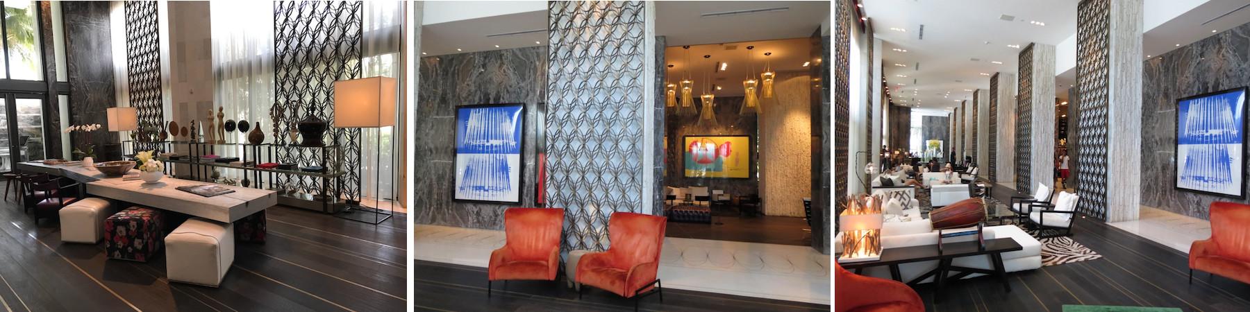 lobby w south beach