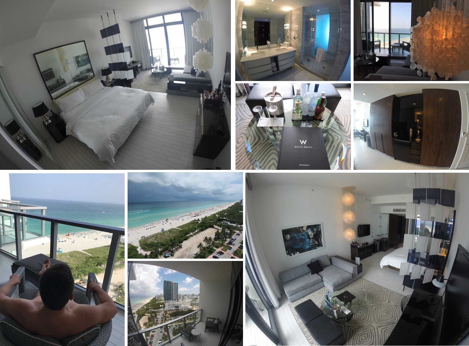 quarto w south beach