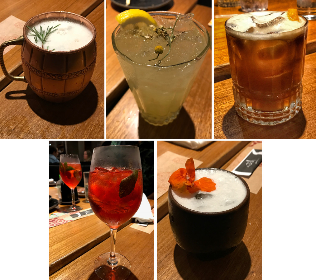 togu summer drinks