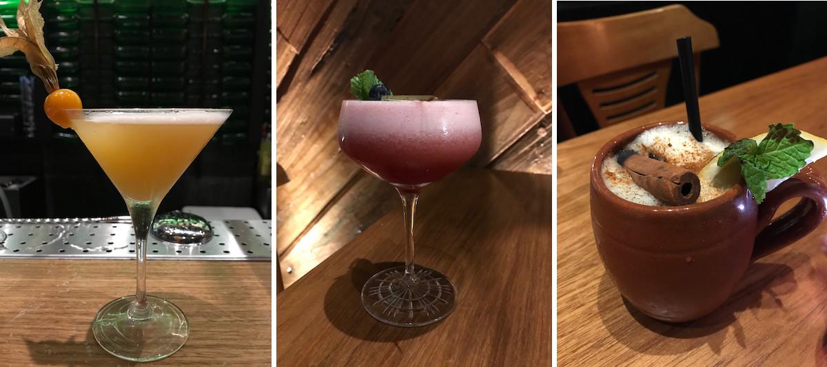 drinks stuzzi copacabana