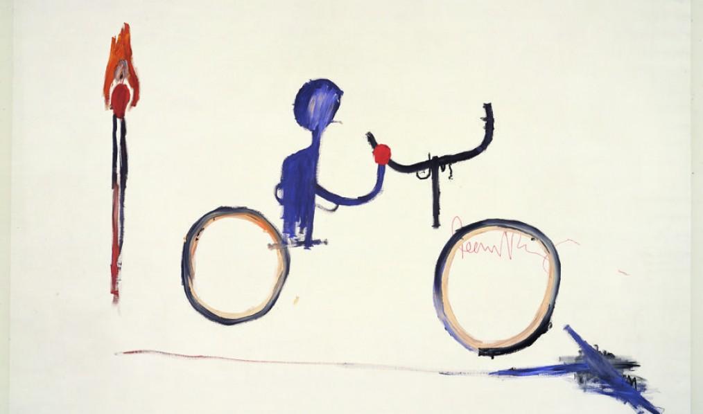 df91aee35dbc4 Exposição Basquiat viaja pelo Brasil - Maior Viagem