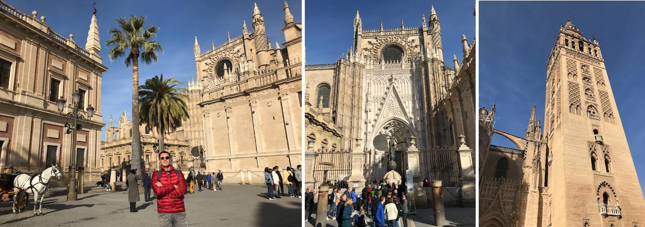 catedral de sevilha exterior