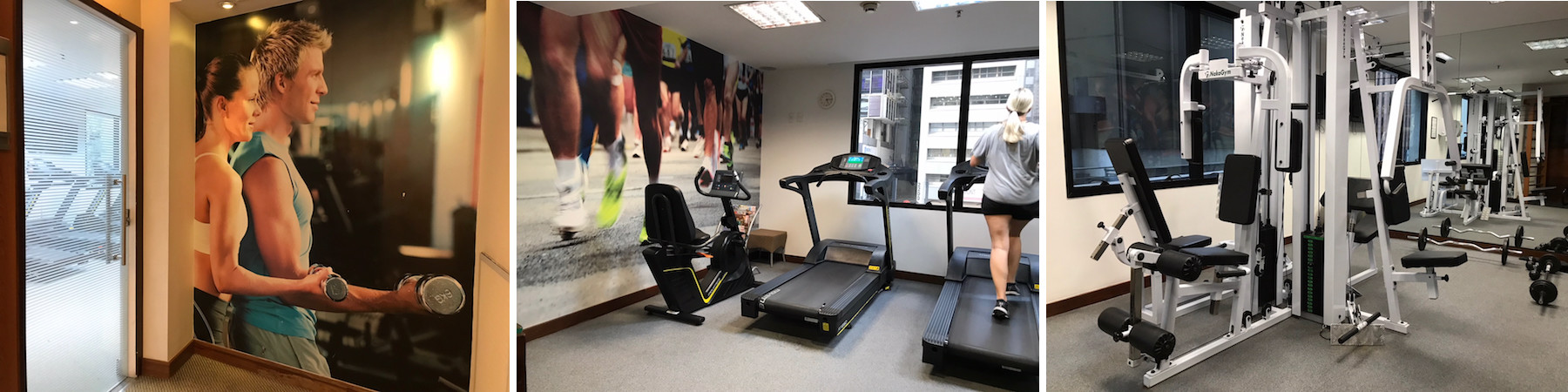 melia paulista fitness center