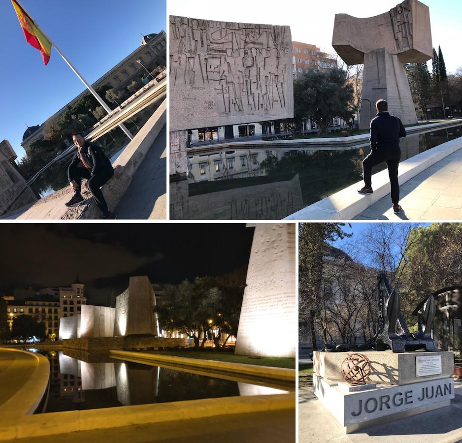 monumentos plaza de colon