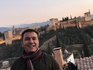 vista de alhambra