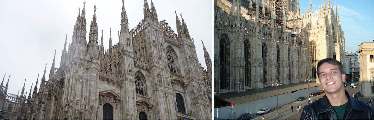catedral duomo milao