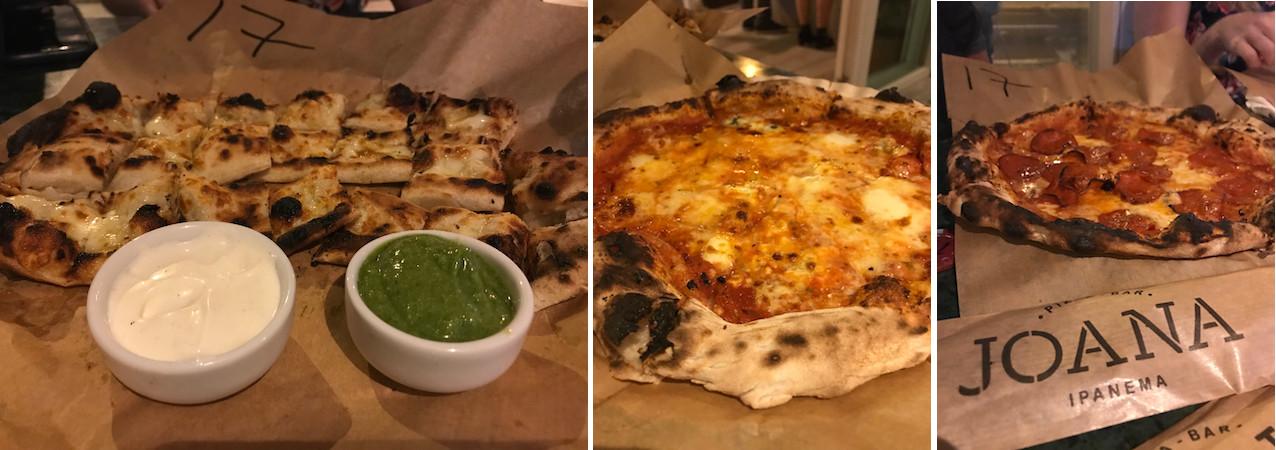 pizzas joana pizza bar