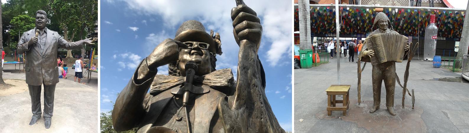 estatuas no rio 2