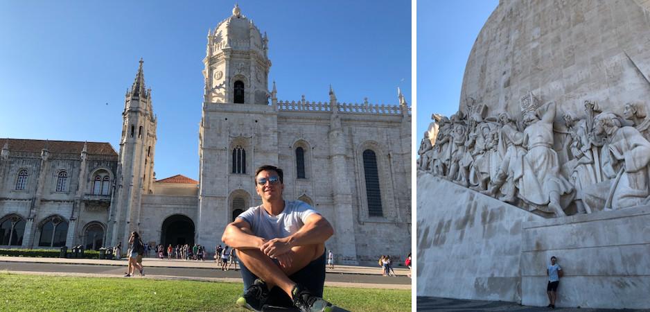 monumentos belem lisboa