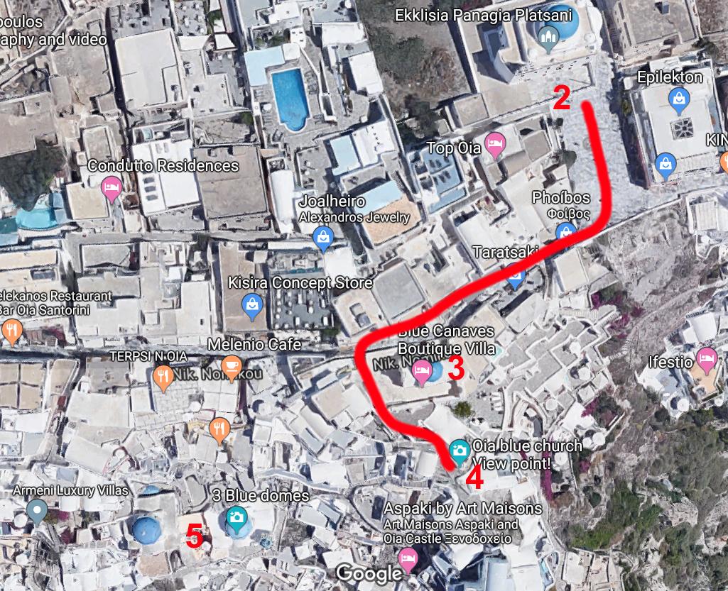 mapa-igreja-em-oia-com-teto-azul-2