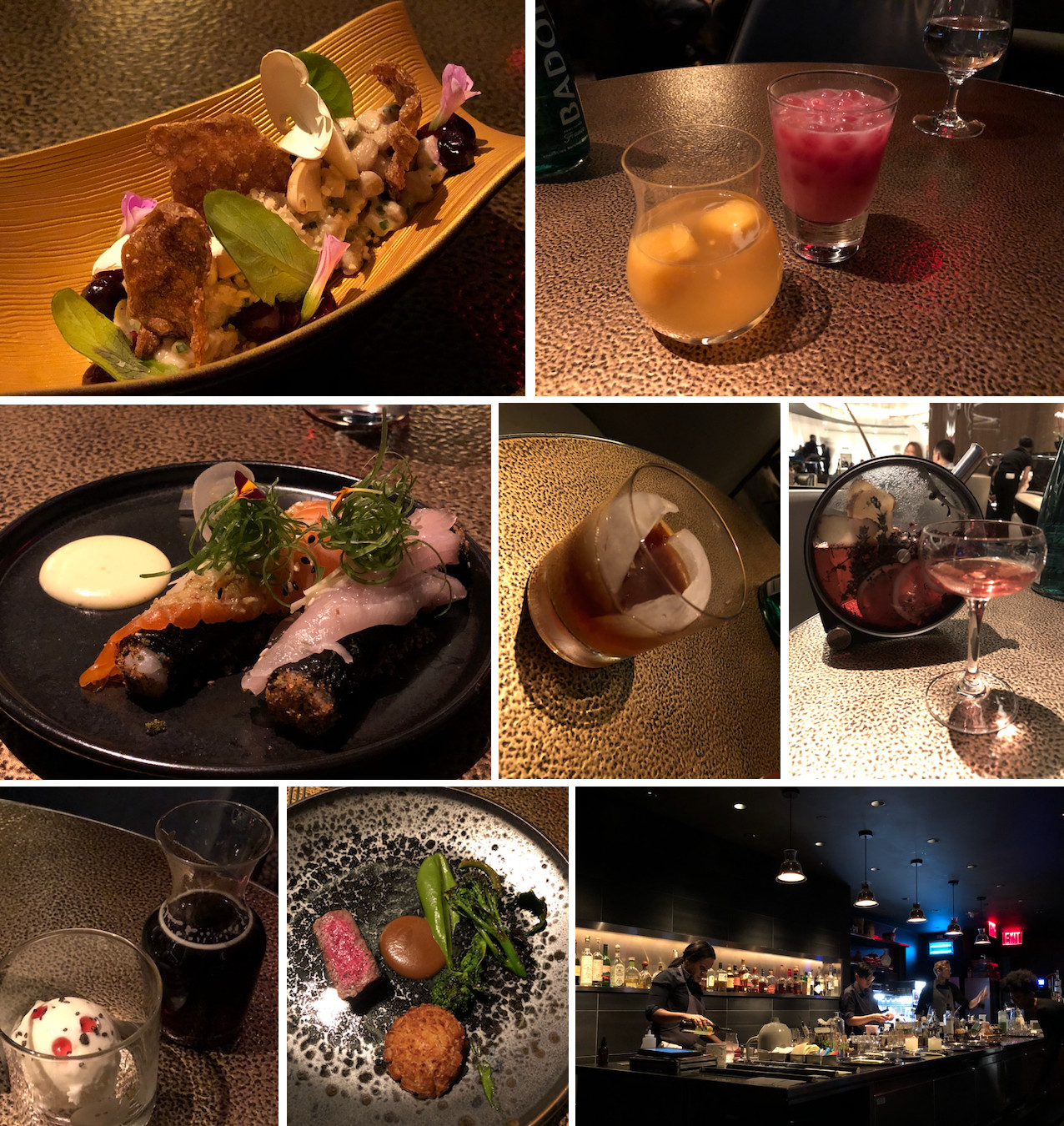 the aviary nyc experiencia
