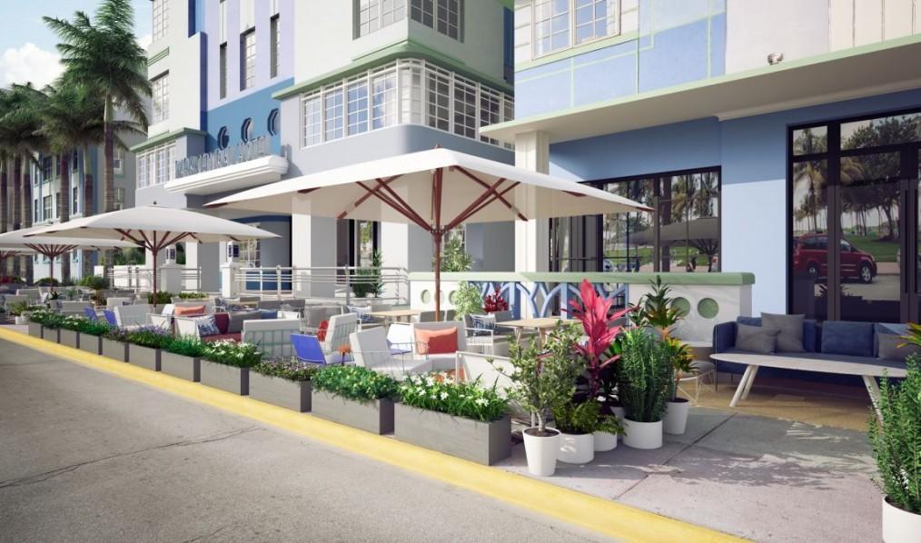 65528a16b6 Art Déco em Miami  Hotéis são opções imersivas no estilo - Maior Viagem