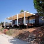 Eco-Suites oferecem hospedagem ecológica com conforto