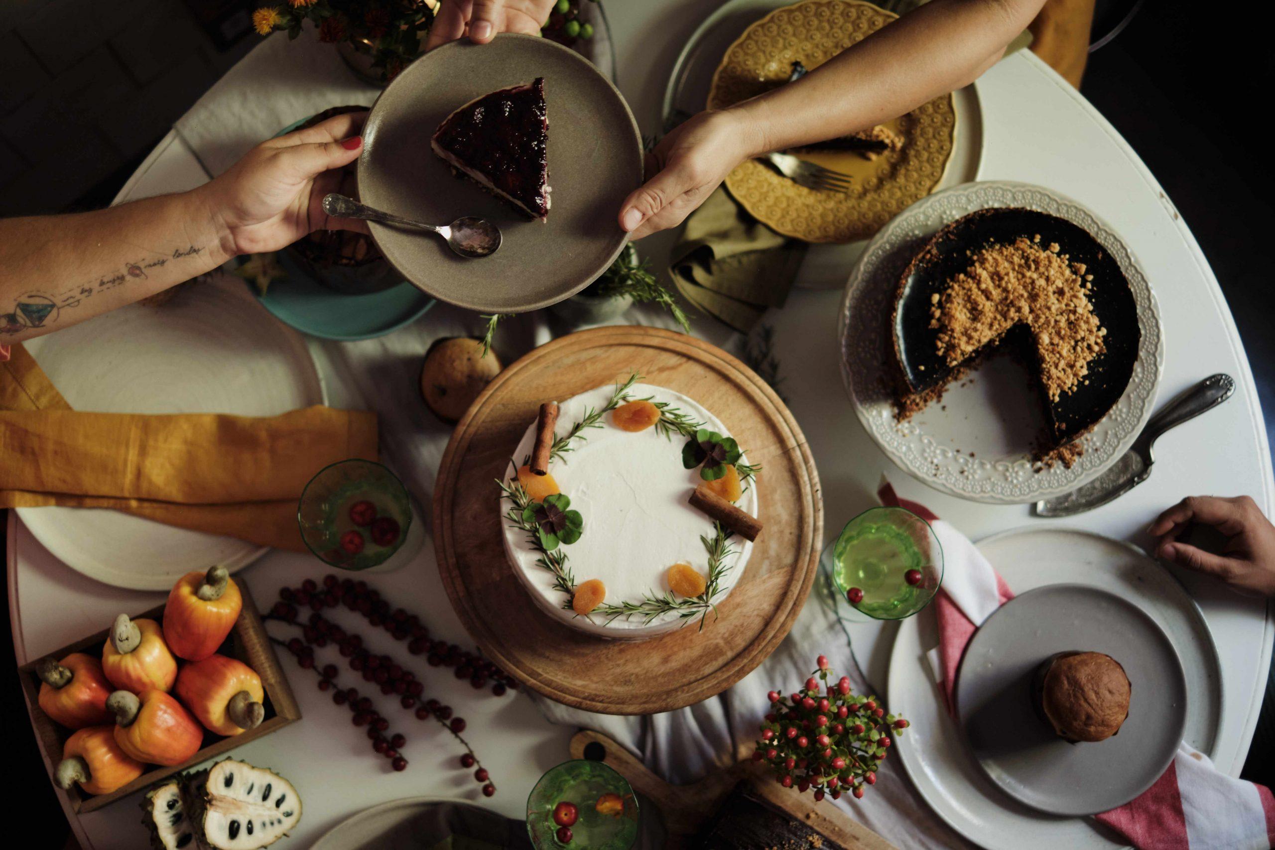 sobremesas para ceia de fim de ano