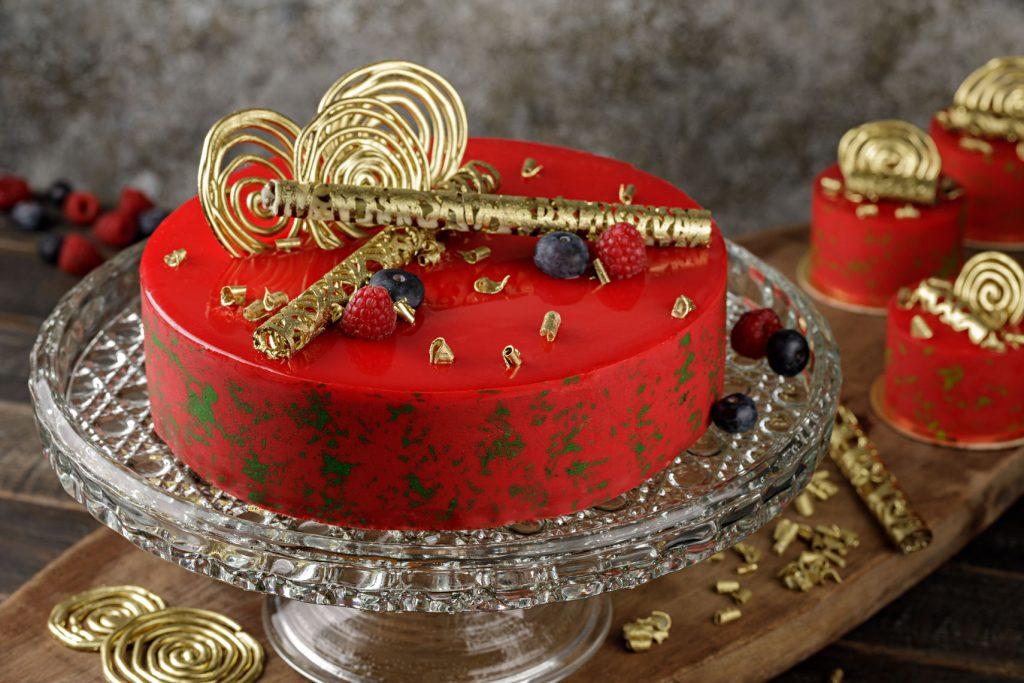 Torta Natalina   Foto: Rodrigo Azevedo