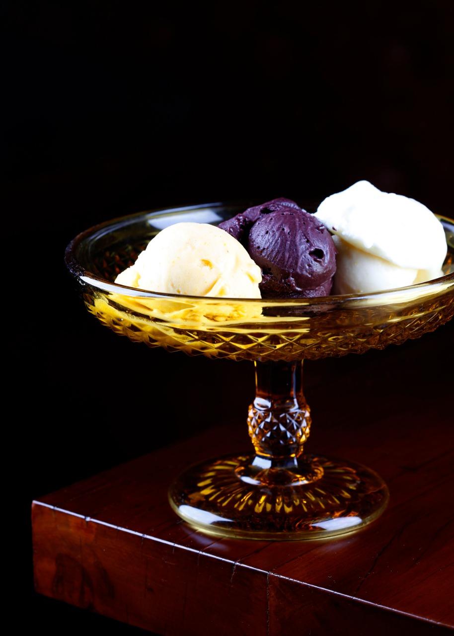 sobremesas geladas para o verão