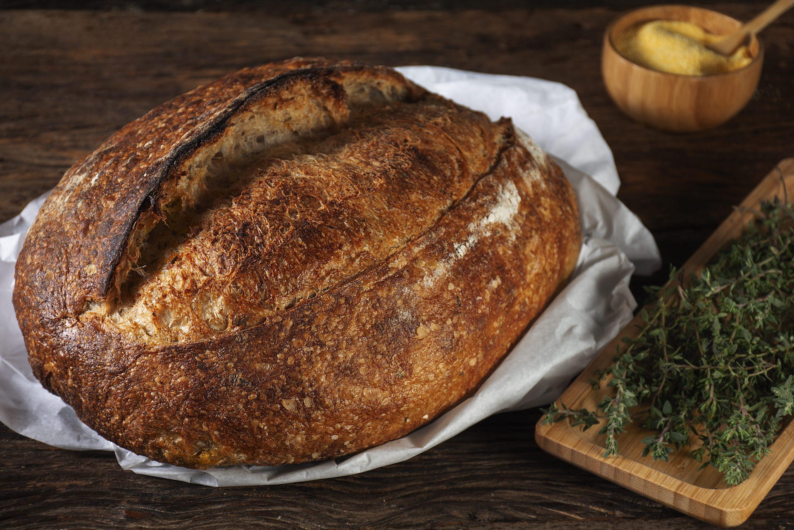Foto-Artesanos-Bakery_Sourdough-de-polenta-com-tomilho-01_Credito-Gabriel-Avilla